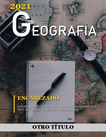 portada geografía 2