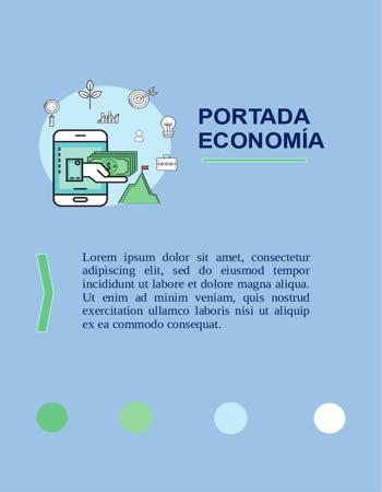 Portada Economía azul
